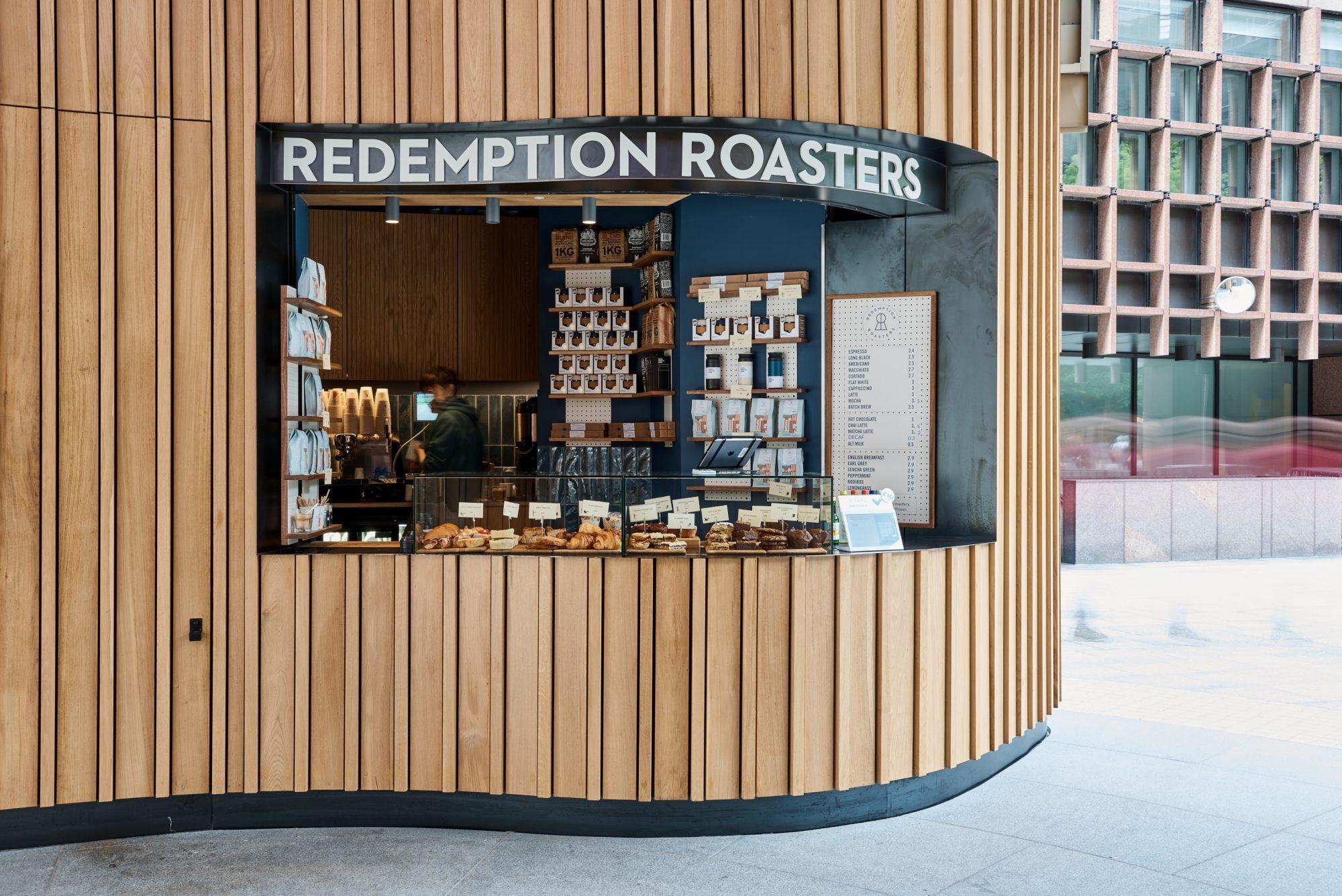 Redemption Cafe
